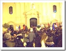 Omelia del Vescovo dinanzi alla Cattedrale