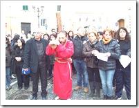 Via Crucis Vivente a Rossano 2013