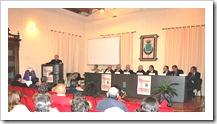 foto Marcianò presente ad un appuntamento culturale promosso dalla Pro Loco