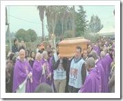 Funerali di Padre Lazzaro Longobardi